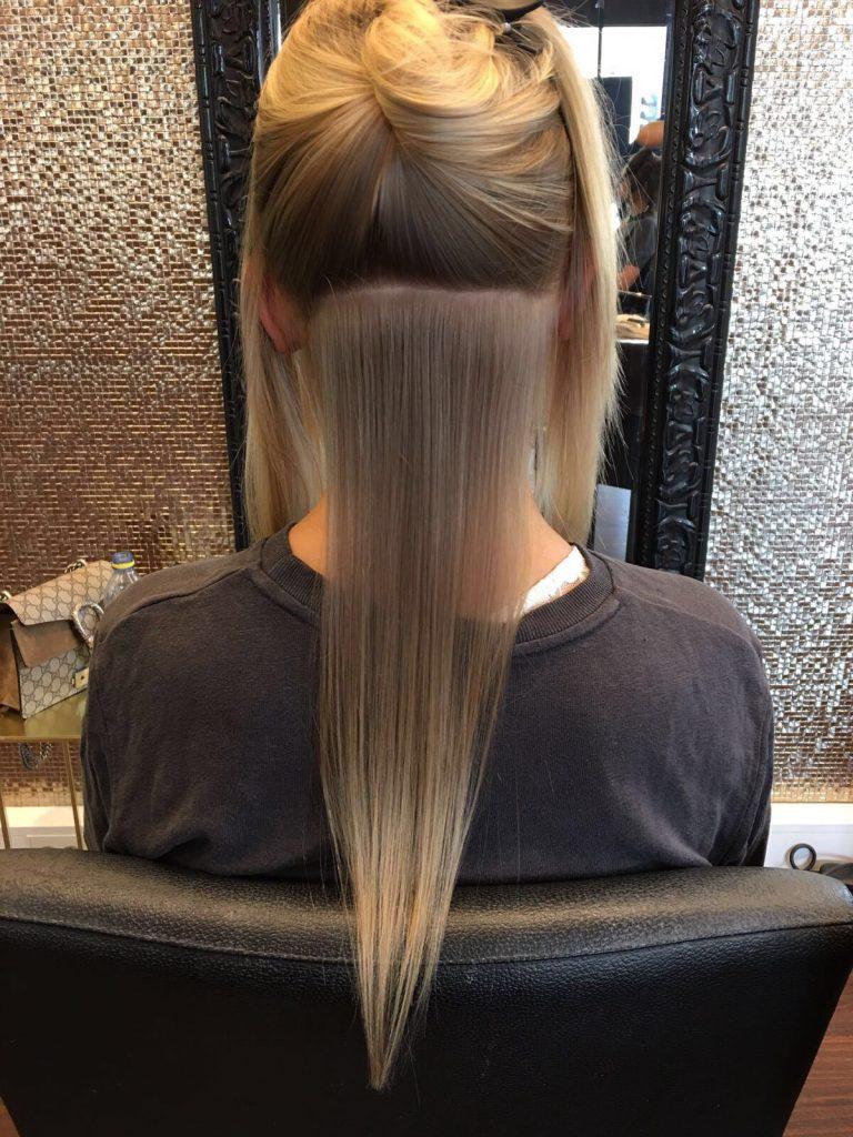 vad kostar hårförlängning hos frisör