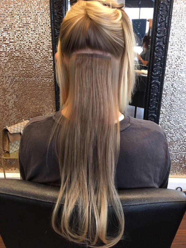Hur mycket kostar hårförlängning